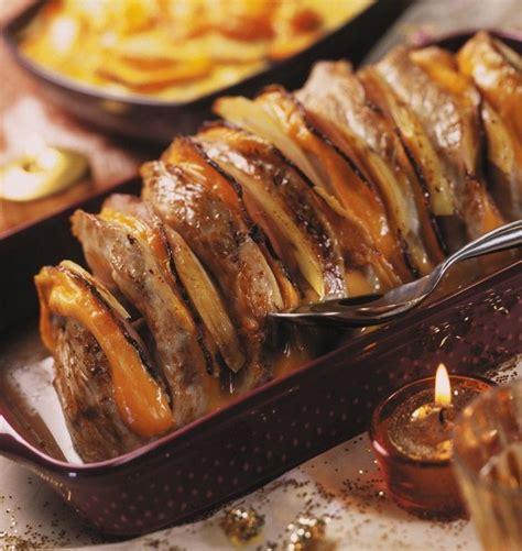recette de cuisine courgette rôti de veau orloff gratin de pommes de terre et potiron