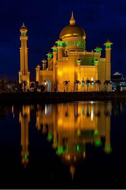 Brunei Hauptstadt Langweiligste Welt Moschee Besonders Viel