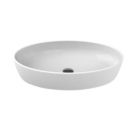vasque a poser ceramique blanche vente de vasque design a poser en c 233 ramique de forme ovale planetebain