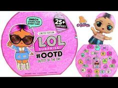 limited edition lol surprise ootd    doll