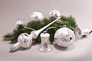 Weihnachtskugeln Aus Lauscha : weihnachtskugeln 21tlg eiswei landschaft die glasdiele ~ Orissabook.com Haus und Dekorationen