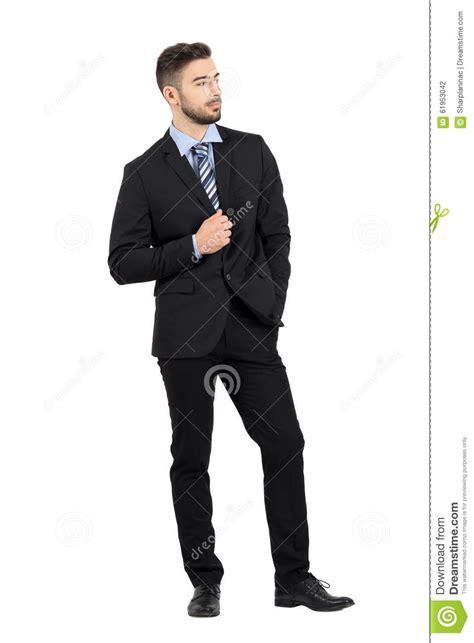 bureau d avocat mannequin barbu dans le costume avec la cravate
