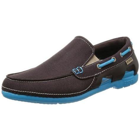 Crocs Boat Shoes Online by Buy Crocs Men S Beach Line Boat Slip On M Canvas Boat