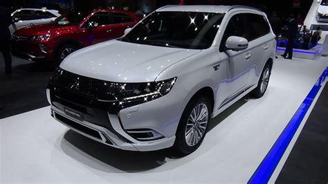 2019 Mitsubishi Outlander Phev Plug In Hybrid