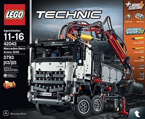 lego 42043 technic mercedes arocs 3245 lego technic 42043 mercedes arocs 3245 building kit ebay