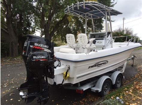 Triumph Boats Cleaning by Boats For Sale In Anacortes Washington