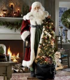 Green Furniture Solutions by Life Size Father Christmas From Through The Country Door