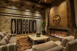 25 brick wall designs decor ideas for living room for Images of desing of room wall
