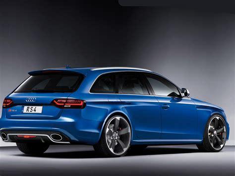 2012 Audi Rs 4 Avant Render