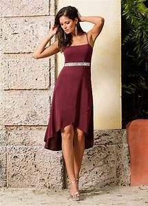 Bon Prix De : kleid bordeaux bodyflirt jetzt im online shop von ab 29 99 bestellen diese kleid ~ Orissabook.com Haus und Dekorationen