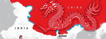 China Valley Galwan India Number13 Tso Doklam