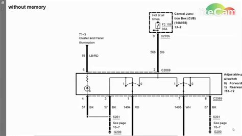 2003 Expedition Headlight Wiring Diagram by Wiring Diagram Diagnostics 3 2005 Ford Expedition