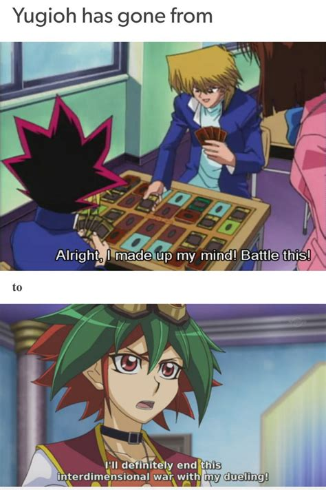 Yugioh Black Guy Meme - anime memes are how people of the internet communicate anime delivers a steady stream of memes