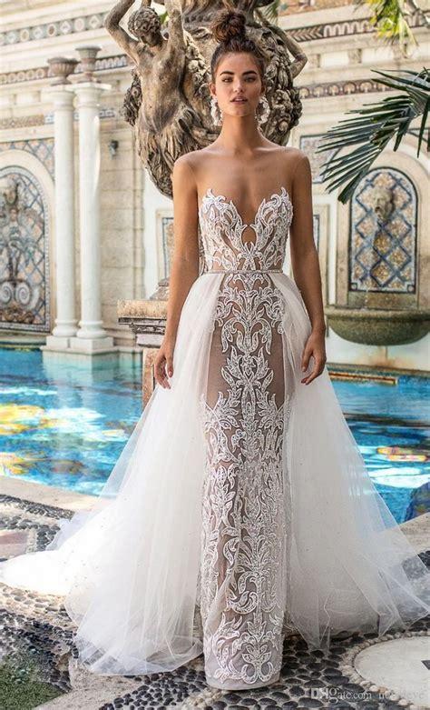 Wedding Dress Overskirt