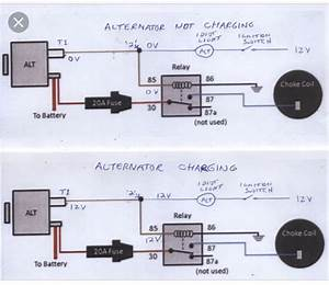 Dodge Electric Choke Wiring Diagram 1986