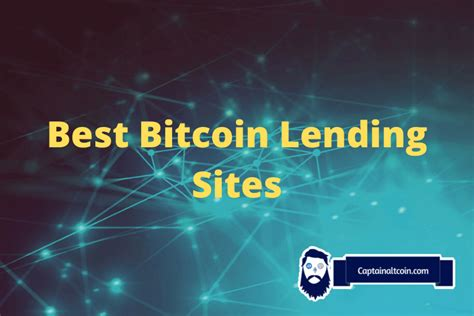 Bitcoin has revolutionized the capital loan markets. Top 5 Crypto Lending Platforms 2020 - How To Get an Instant Crypto Loan