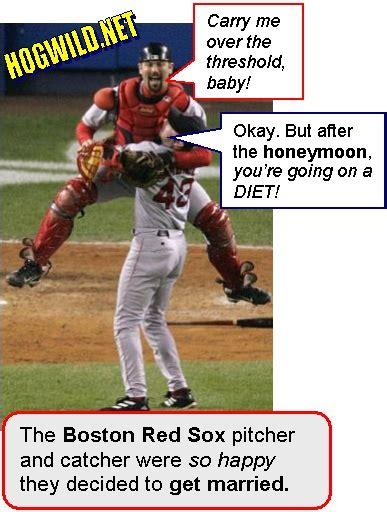 Funny baseball Puns