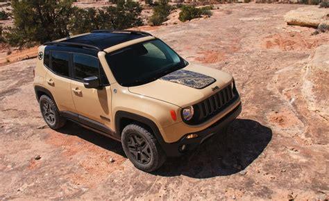 2017 Jeep Renegade Gets 2 New Models » Autoguide.com News