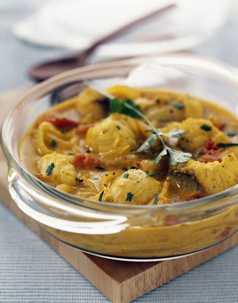 poisson facile à cuisiner curry de poissons facile pour 4 personnes recettes