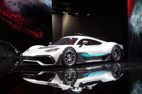 What Is Mercedes Amg mercedes amg one