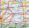 Michigan: Cass County « Every County