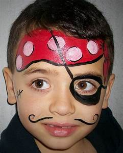 13 best images about Face paint: PIRATES on Pinterest