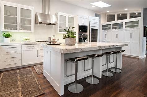 free standing islands for kitchens cocinas modernas estilos 2018 decorar hogar