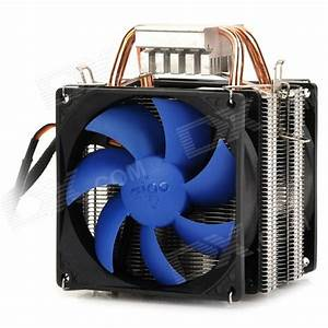 Aigo M4 Dual Fans Overclock Version Computer CPU Heatsink ...