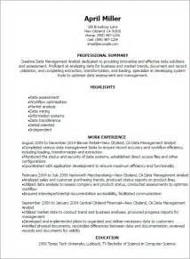 market access manager resume professional data management analyst resume templates to showcase your talent myperfectresume