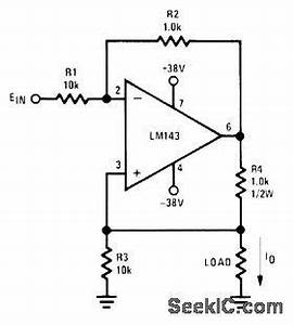Marvelous Current Source Circuit With Cw117 Basiccircuit Circuit Diagram New Wiring 101 Capemaxxcnl