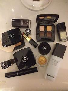 Chanel makeup collection | From The Blog | Pinterest ...