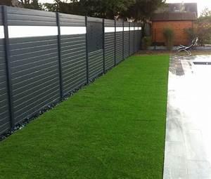 brise vue terrasse With terrasse jardin leroy merlin 16 bassine synthetique leroy merlin