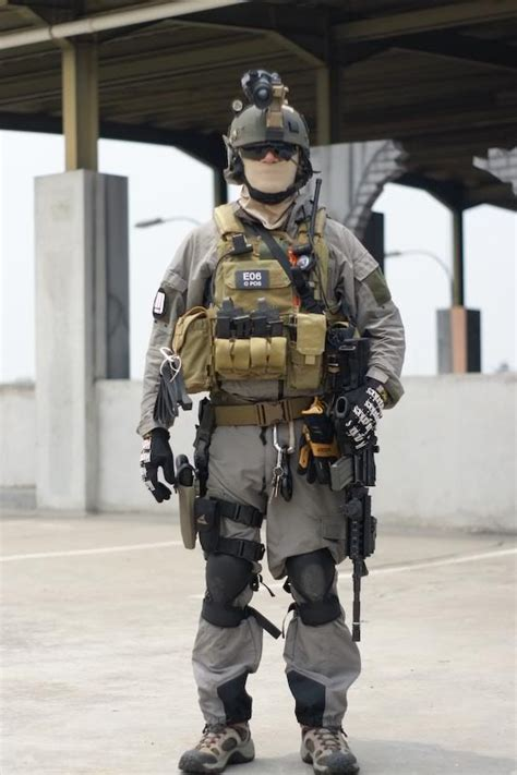 Nswg In Pcu Loadout  Rgripscom  Airsoft Pinterest