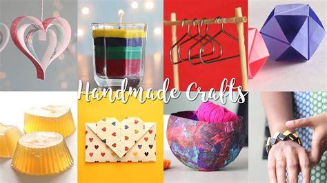 Handmade Craft Ideas