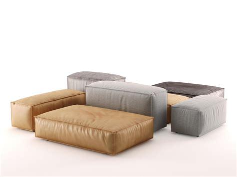 Extrasoft Sofa System 3d Model