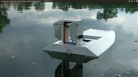 Rc Fan Boat Plans by Detail Rc Airboat Plans Sendo