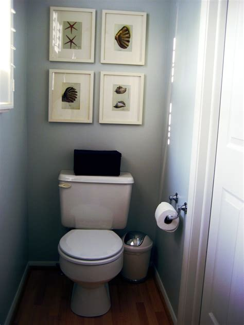painted bathrooms ideas minimalist bath ideas for guest with blue painted wall