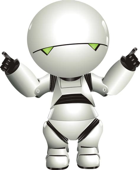 marvin the paranoid android marvin the paranoid android robot talk alphadrome