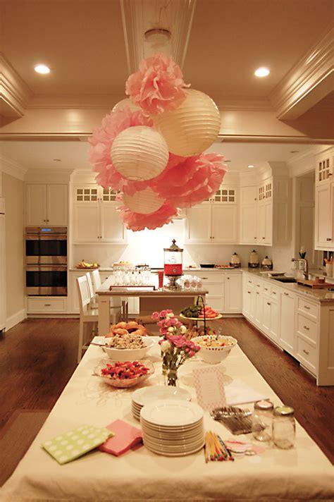Indoor Garden Tea Party For A Shower  Darling Darleen A