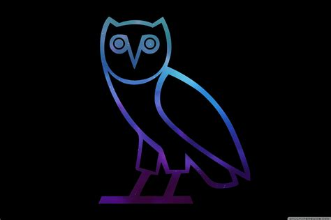 Ovo Owl Wallpaper Hd by Ovo Logo Wallpapers Wallpaper Cave