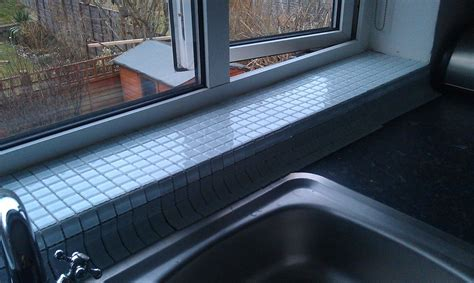 how to tile a kitchen window sill kitchen window requires tiling tiling in harpenden 9583