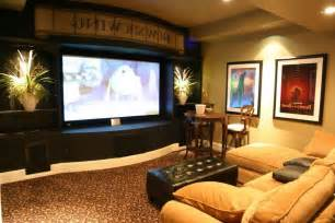 Photos And Inspiration House Plans With Media Room by Media Room Using Basement Decorating Ideas Basement Ideas