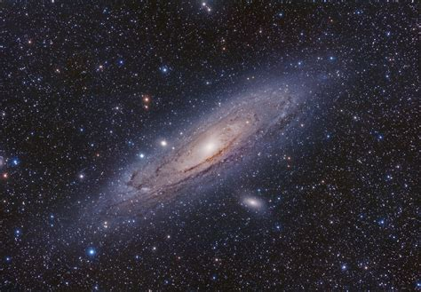 """Messier 32  The """"le Gentil"""" Dwarf Elliptical Galaxy"""