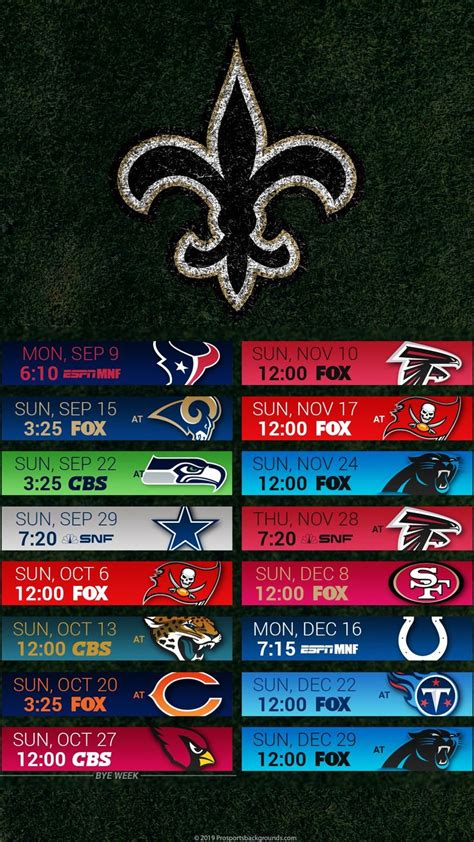 orleans saints android  phone wallpaper