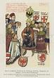 Investiture of Frederick V, Burgrave of Nuremberg, 1357 ...