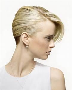 Hochsteckfrisuren Für Kurze Haare : hochsteckfrisuren f r kurze haare zum selbermachen ~ Frokenaadalensverden.com Haus und Dekorationen