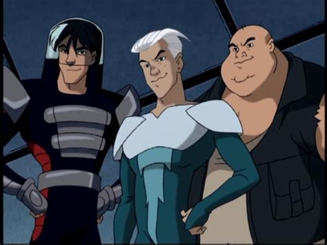 The Brotherhood Of Evil Mutants