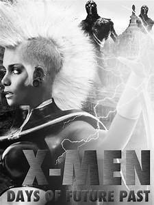 X-MEN DAYS OF FUTURE PAST - STORM by DiogoMedrah on DeviantArt