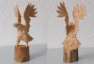 Baumstamm An Decke Befestigen : adler h ngend mobile handarbeit dekoration schwingfigur ~ Lizthompson.info Haus und Dekorationen