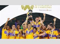 Los Tigres son el Campeón de Campeones de la temporada